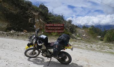 Parque National Huarascaran