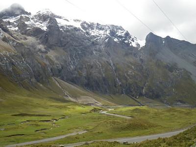 Abra Yanashalla. 4720m