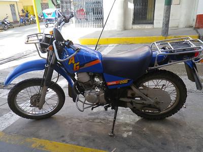 vehicle AG200