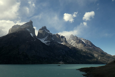 Its amazing to think that these mountains were ground down by glaciers