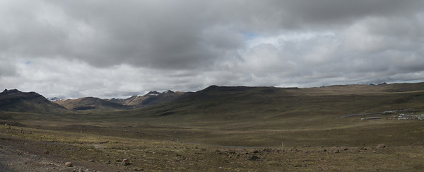 above 16000 ft, everything dies down - vegetation, movement weather..