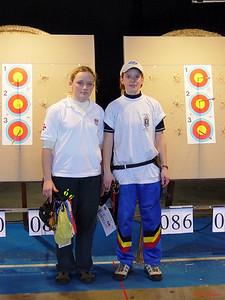 Nimes 2003, Indoor