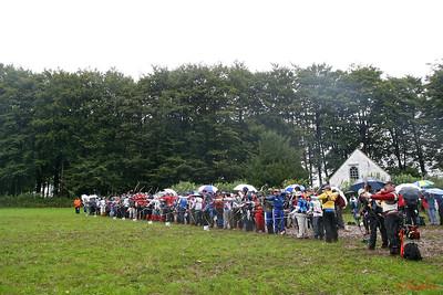 Wales 2008, Field