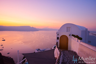 Santorini Sunrise 238