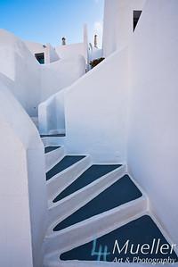 Santorini Steps 102
