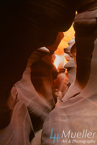 Antelope Canyon - Narrows