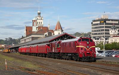 Australian & New Zealand Railways, 19th-27th October 2018