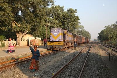 Indian Railways, 23rd November - 3rd December 2017