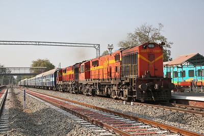 Indian Railways, 6th-16th December 2018