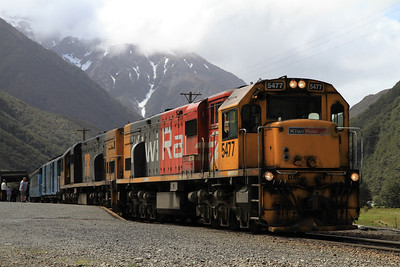 New Zealand Railways, 10th-27th November 2011
