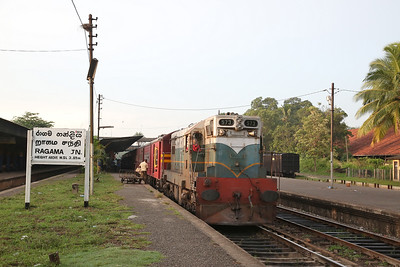 SLR M2-573, Ragama Junction, 6011 06.05 Colombo Fort-Batticaloa - 21/04/19