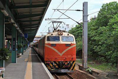 TRA E239, Yuanlin, 550 11.37 Kaohsiung-Su'ad - 11/05/14