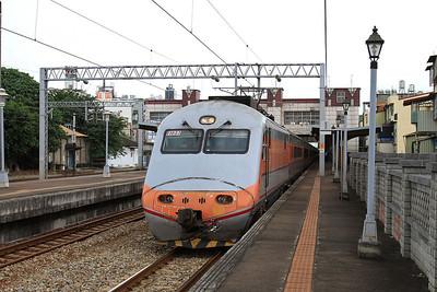 TRA E1037, Tianzhong, 121 10.31 Qidu-Kaohsiung - 11/05/14