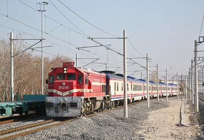 Turkish Railways, 16th-19th November 2019