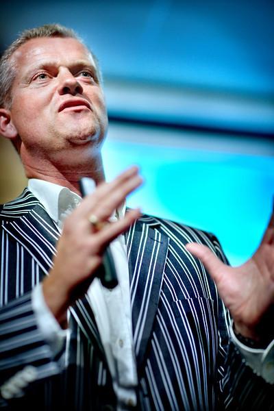 Presentatie Team Nederland, Robin van Galen, coach waterpoloteam