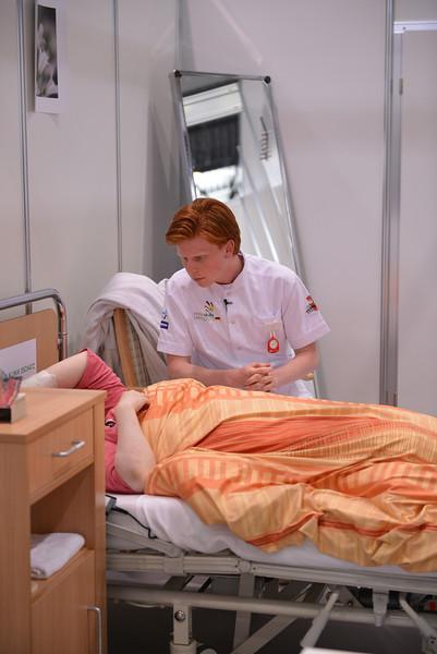 Cok Steenbergen - Verpleegkunde