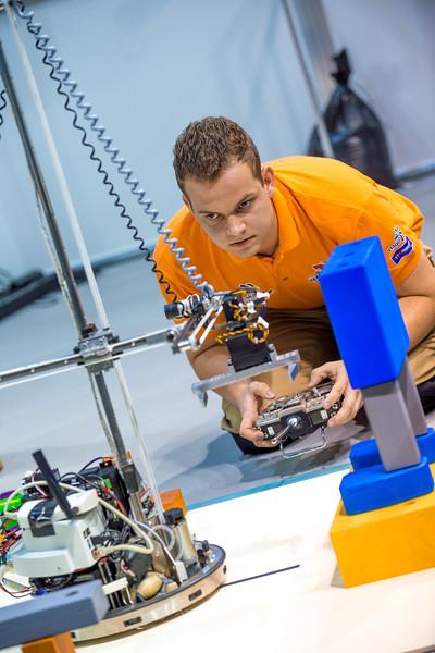 Leon Coppens - Mobiele Robotica