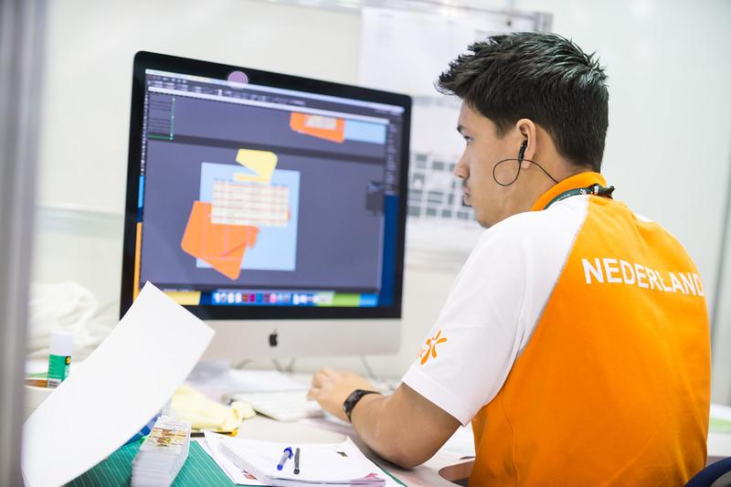 WorldSkills 2015 Sao Paulo