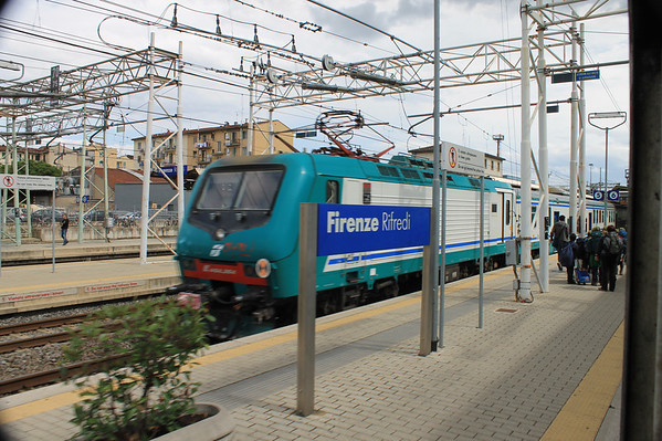 464 347 (Bombardier built) Firenza 18 May 2013  D Heath