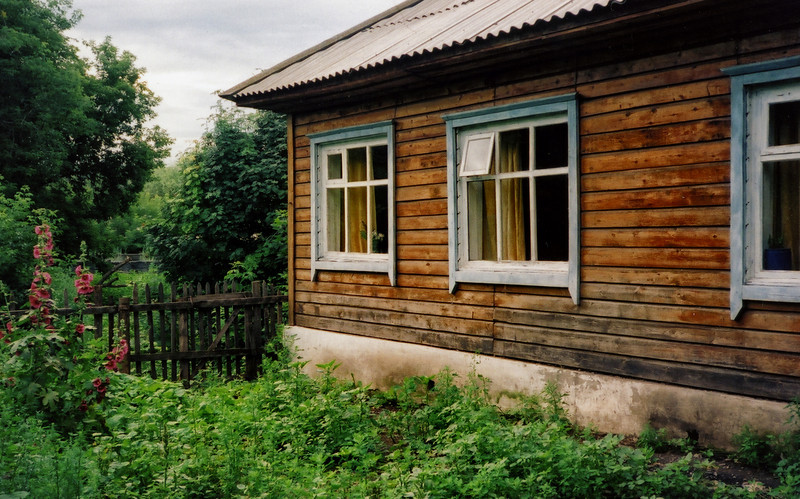 The former Communist Party House. Rustic, but of the highest quality.