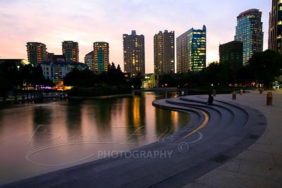 Taipingqiao Park, Xintiandi Shanghai, China