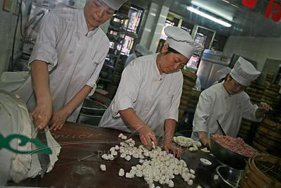 Nanxiang Dumplings