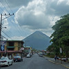 Arenal Volcano from Fortuna