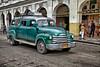 Classic American Auto, Havana, Cuba