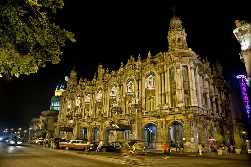 Night in Havana, Cuba