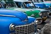 Classic American Autos, Havana, Cuba
