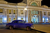 Classic American Car in the town center of Trinidad, Cuba