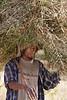 Toting Grass for Livestock, Lalibela