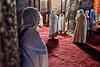 Worshipers Inside Bete Medhane Alem Chuch, Lalibela