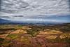 Landscape in Lalibela area of Ethiopia