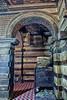Inside Yemrehanna Kristos Church, Lalibela