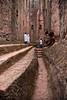 Worshipers at Lalibela
