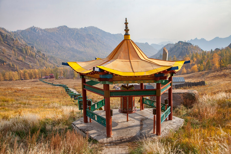 Buddhist Monastery, Terelj National Park