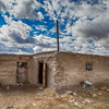 Kazakh Home near the Altai Tavan Bogd National Park area