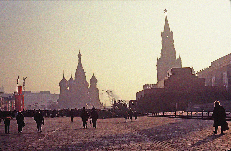 Red Square 1987