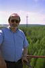 Bob at Tower Top<br /> April, 1993