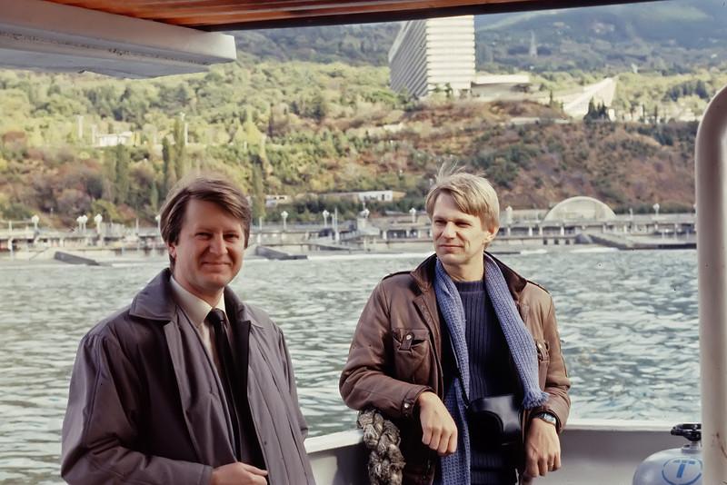 Gennady & Piers