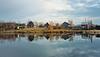 Lake Near my Hotel in Yakutsk