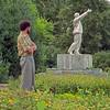 Lenin's Statue in Kurya