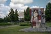 Altai University Campus in Central Siberia