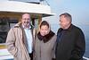Bob & Ed Rich with Maia, our Yakuti Interpreter