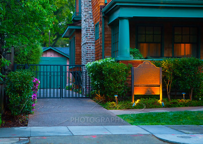 Birthplace of Silicone Valley (Hewlett-Packard Garage)