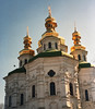 The Church of the Trinity at Pechersk Lavra.
