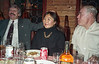 The Yakuti interpreter seemed to hold her alcohol better than her male Russian colleagues. Macho Russian attitudes do not insist that women drink as much as men do, and non-Russian men will be excused if they do not drink at all. But if the do drink ... it's no holds barred! But by the end of the evening, the fellow on the right was not allowed to go home ... he was carted off to a room (1 of just 11!) to sleep it off. The Chinese were still standing!