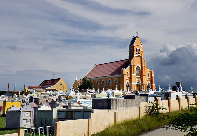 Sint Willibrordus church, Curaçao