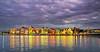 Punda Waterfront and Queen Emma bridge, Willemstad